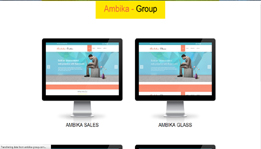 Ambika Group by Hidden Web Solutions