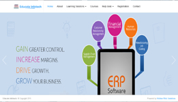 Educate Infotech by Hidden Web Solutions