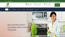 HouseCare24 by Hidden Web Solutions