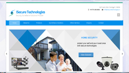 ISecure Technologies by Hidden Web Solutions