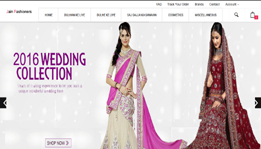 Jain Fashioners19 by Hidden Web Solutions